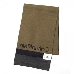 Calvin Klein(カルバンクライン) マフラー 77151 NNV NAUTICAL NAVY/CHARCOAL h02