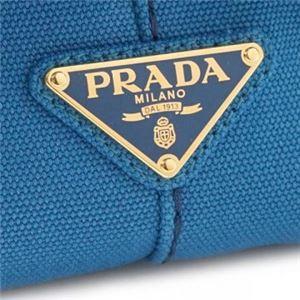 Prada(プラダ) トートバッグ 1BG642 F0013 AZZURRO f04