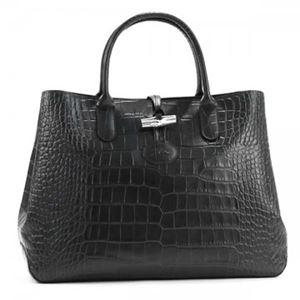 Longchamp(ロンシャン) ハンドバッグ 1681 1 NOIR h01