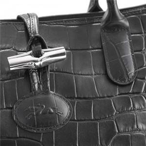 Longchamp(ロンシャン) ハンドバッグ 1681 1 NOIR f04
