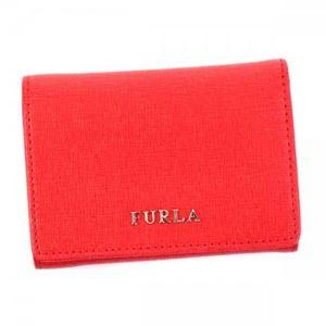 Furla(フルラ) 三つ折り財布(小銭入れ付) PN75 RS1 ROSSO 16W h01