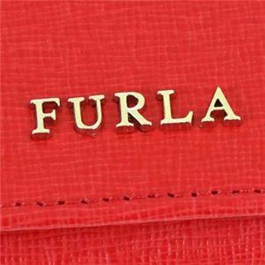 Furla(フルラ) 三つ折り財布(小銭入れ付) PN75 RS1 ROSSO 16W f05