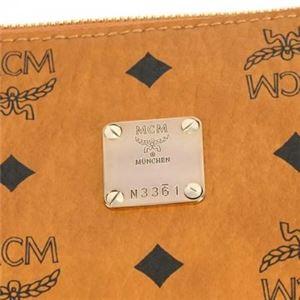 MCM(エムシーエム) クラッチ MXZ6SVE17 CO001 COGNAC f04