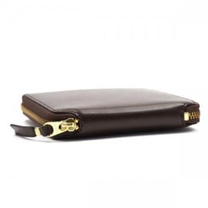 COMME des GARCONS(コムデギャルソン) 二つ折り財布(小銭入れ付) SA2100 BROWN h02