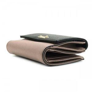 KATE SPADE(ケイトスペード) 二つ折り財布(小銭入れ付) PWRU5092 221 PORCINI/BLACK h02