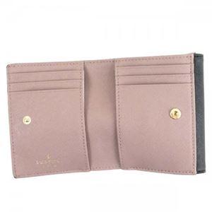 KATE SPADE(ケイトスペード) 二つ折り財布(小銭入れ付) PWRU5092 221 PORCINI/BLACK h03