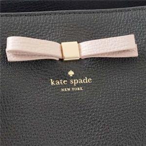 KATE SPADE(ケイトスペード) トートバッグ PXRU7029 24 BLACK/ROSE CLOUD f04