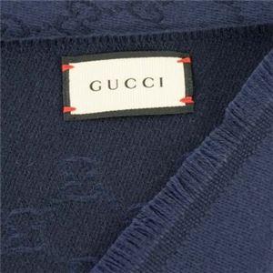 Gucci(グッチ) マフラー 430876 4000 4G200 h02