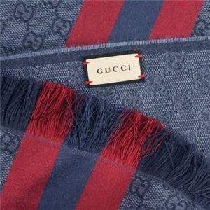 Gucci(グッチ) マフラー 147351 4273 4G704 h02