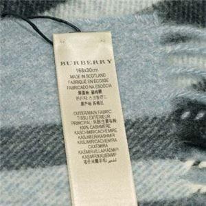 Burberry(バーバリー) マフラー GIANT ICON 168 DUSTY BLUE h03