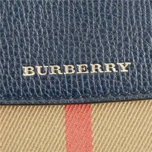Burberry(バーバリー) 長財布  3992894  INK BLUE f05