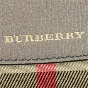 Burberry(バーバリー) 長財布  4018807  THISTLE GREY f05