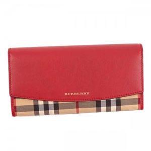 Burberry(バーバリー) 長財布  4024989  PARADE RED h01