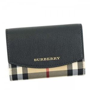 Burberry(バーバリー) カードケース  3996731  BLACK h01