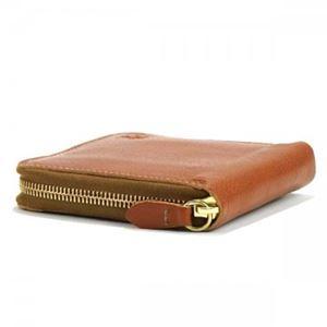 IL Bisonte(イルビソンテ) 二つ折り財布(小銭入れ付) C0990 214 COGNAC h02