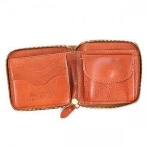 IL Bisonte(イルビソンテ) 二つ折り財布(小銭入れ付) C0990 214 COGNAC h03