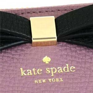 KATE SPADE(ケイトスペード) 長財布L字ファスナー  PWRU5014 526 RUM RAISIN/BLACK f05