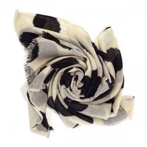 See Design(シーデザイン) スカーフ 2948 IKAT BALL BLACK h01