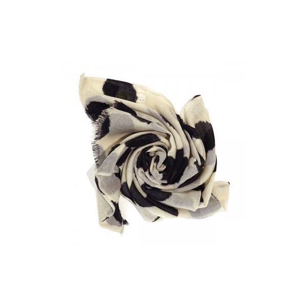 See Design(シーデザイン) スカーフ 2948 IKAT BALL BLACKf00