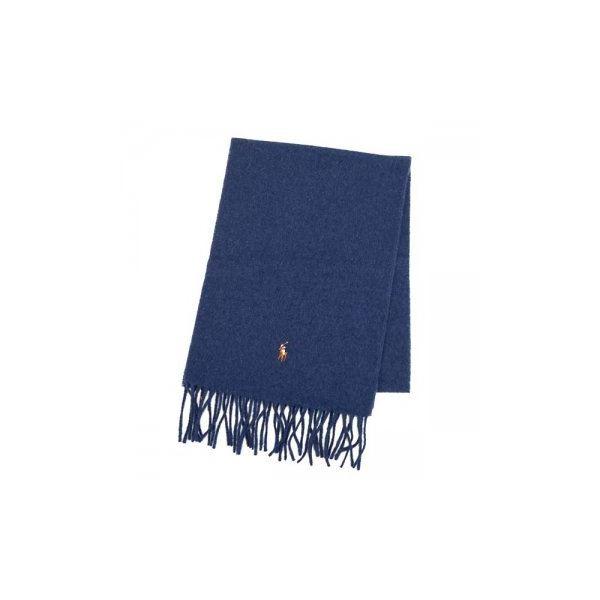 RalphLauren(ラルフローレン) マフラー  6F0510 415 SHALE BLUE HTHRf00