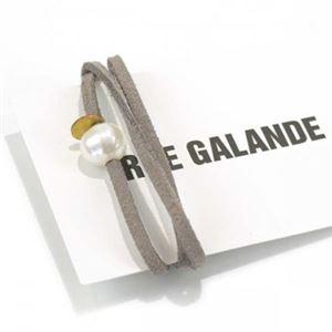 RUE GALANDE(ル ガランド) ブレスレット GRIS