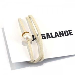 RUE GALANDE(ル ガランド) ブレスレット ECRU