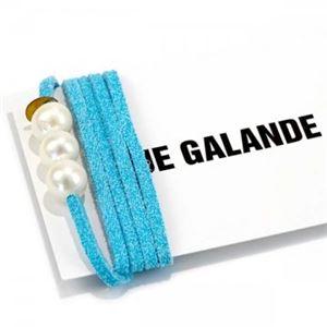 RUE GALANDE(ル ガランド) ブレスレット BLEU LAGON