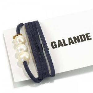 RUE GALANDE(ル ガランド) ブレスレット BLEU MARINE