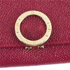 Bvlgari(ブルガリ) 長財布 281438 RASPBERRY AGATE/RUBY RED/PLUM AMETHYST f05