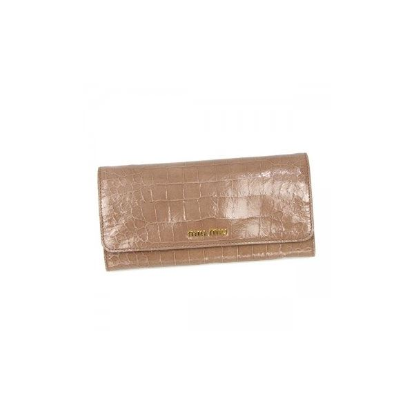 MIUMIU(ミュウミュウ) 長財布 5M1109 F0236 CIPRIAf00