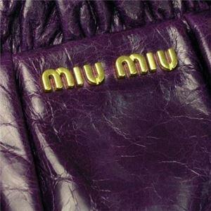 MIUMIU(ミュウミュウ) ハンドバッグ RT0383 10F MUGHETTO f04