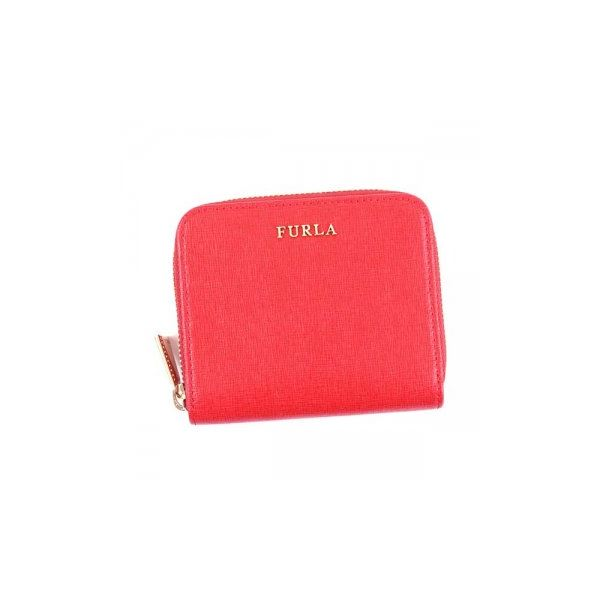Furla(フルラ) 二つ折り財布(小銭入れ付) PN51 RS1 ROSSO 16Wf00