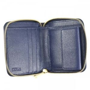 Furla(フルラ) 二つ折り財布(小銭入れ付) PN51 NVY NAVY h03