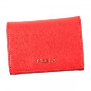 Furla(フルラ) 三つ折り財布(小銭入れ付) PN75 RUB RUBY h01