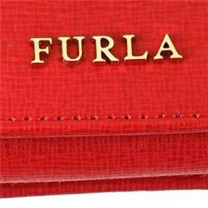 Furla(フルラ) 三つ折り財布(小銭入れ付) PN75 RUB RUBY f05
