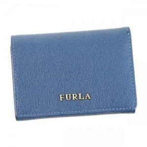 Furla(フルラ) 三つ折り財布(小銭入れ付) PN75 BLB BLU COBALTO 16W h01