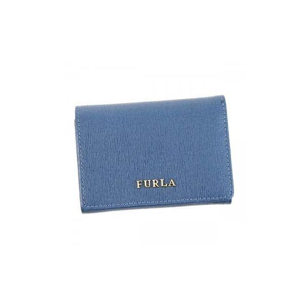 Furla(フルラ) 三つ折り財布(小銭入れ付) PN75 BLB BLU COBALTO 16Wf00