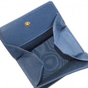 Furla(フルラ) 三つ折り財布(小銭入れ付) PN75 BLB BLU COBALTO 16W f04
