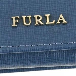 Furla(フルラ) 三つ折り財布(小銭入れ付) PN75 BLB BLU COBALTO 16W f05