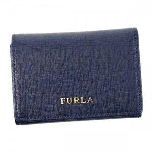 Furla(フルラ) 三つ折り財布(小銭入れ付) PN75 DRS NAVY h01