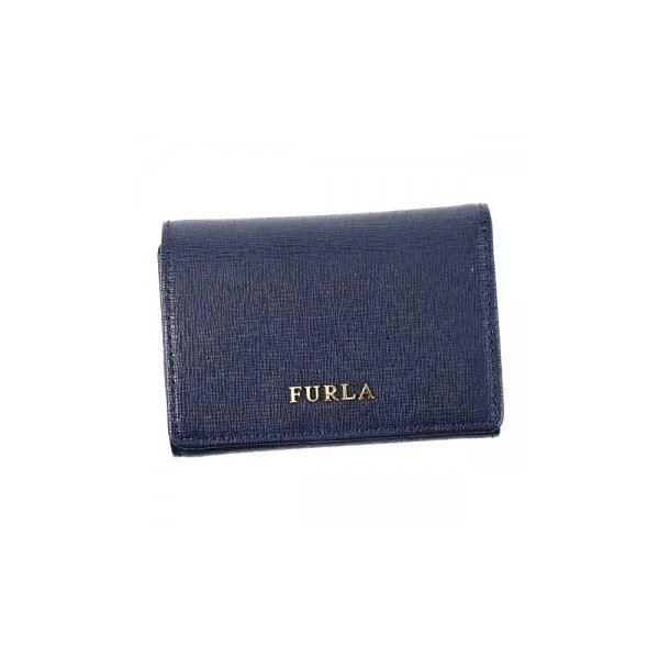 Furla(フルラ) 三つ折り財布(小銭入れ付) PN75 DRS NAVYf00