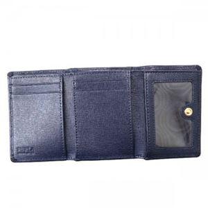 Furla(フルラ) 三つ折り財布(小銭入れ付) PN75 DRS NAVY h03