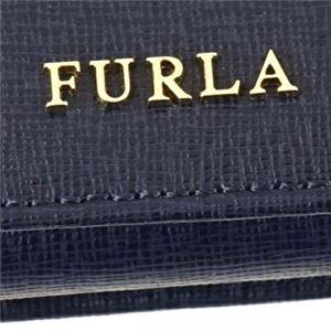 Furla(フルラ) 三つ折り財布(小銭入れ付) PN75 DRS NAVY f05