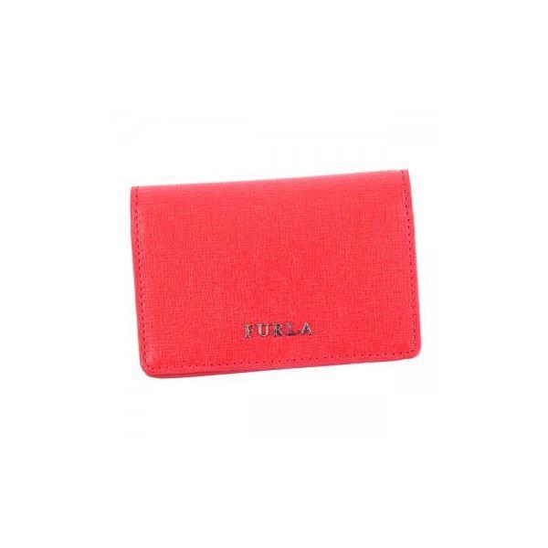 Furla(フルラ) カードケース PQ40 RS1 ROSSO 16Wf00