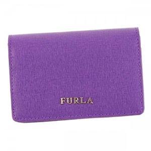 Furla(フルラ) カードケース PQ40 VOL VIOLA 16W h01
