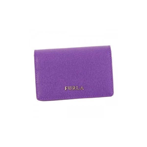 Furla(フルラ) カードケース PQ40 VOL VIOLA 16Wf00