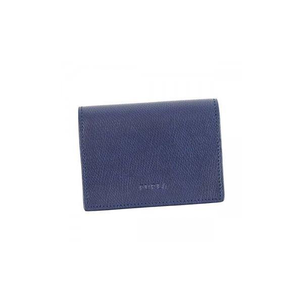 Furla(フルラ) カードケース PQ02 NVY NAVYf00