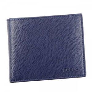 Furla(フルラ) 二つ折り財布(小銭入れ付) PQ37 NVY NAVY h01
