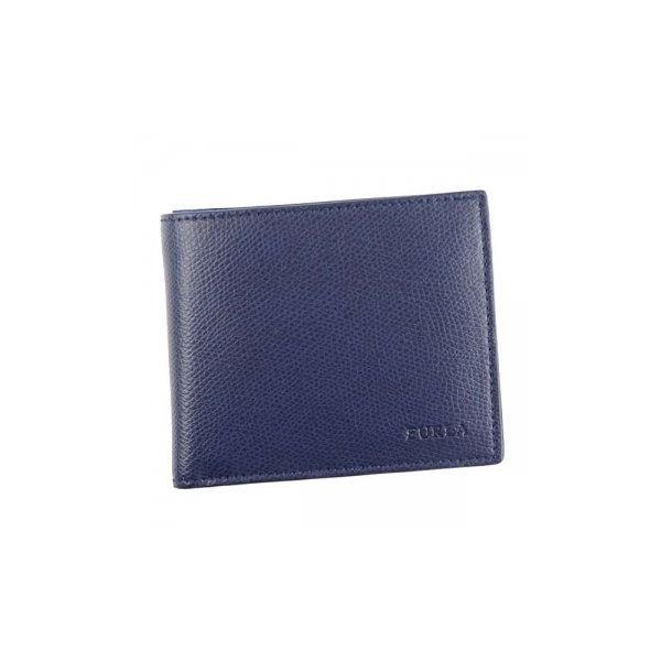 Furla(フルラ) 二つ折り財布(小銭入れ付) PQ37 NVY NAVYf00