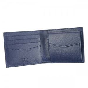 Furla(フルラ) 二つ折り財布(小銭入れ付) PQ37 NVY NAVY h03